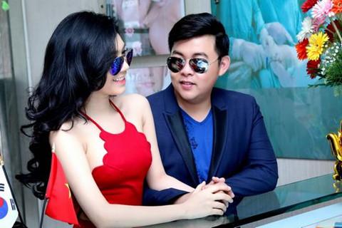 """Nữ diễn viên """"Người phán xử"""" bị tố mập mờ trong chuyện yêu Quang Lê"""