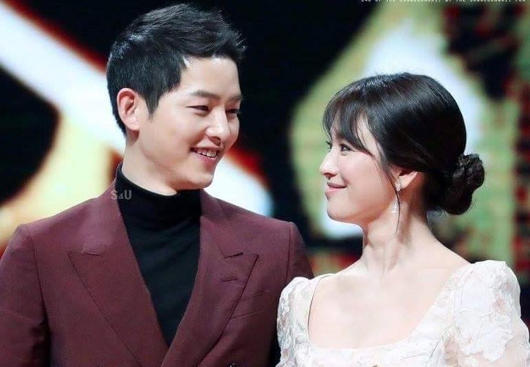 """Song Joong Ki: """"Tôi tin những gì Song Hye Kyo làm là đúng"""""""