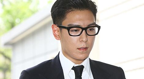 T.O.P lĩnh án tù 10 tháng, treo trong 2 năm