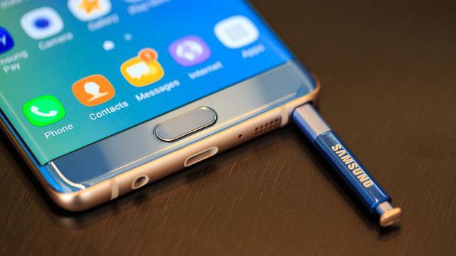 Samsung sẽ tái chế hơn 150 tấn linh kiện từ Galaxy Note 7