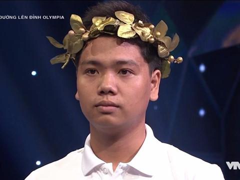 10X Quảng Nam bứt phá, giành giải nhất cuộc thi tuần Olympia