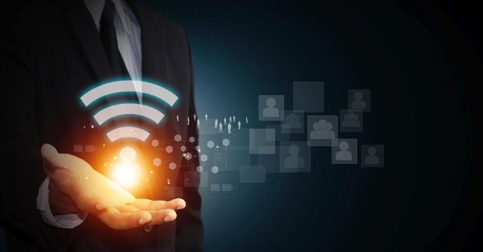 """Đã có thể dùng sóng Wi-Fi để """"đọc"""" cảm xúc của con người"""