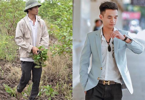 """Hết Tùng Sơn đến lượt """"hot boy vườn ổi"""" Lệ Rơi tu sửa nhan sắc"""