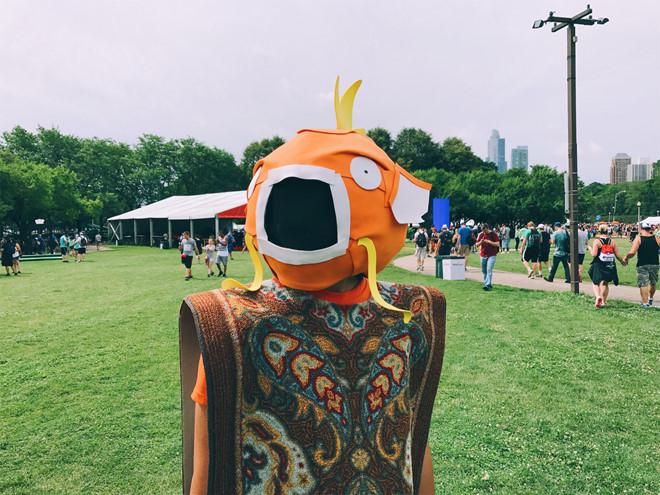 Lễ hội đầu tiên cho tín đồ Pokemon Go thành thảm họa