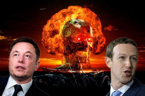 """Elon Musk: """"Hiểu biết của Mark quá hạn hẹp"""""""