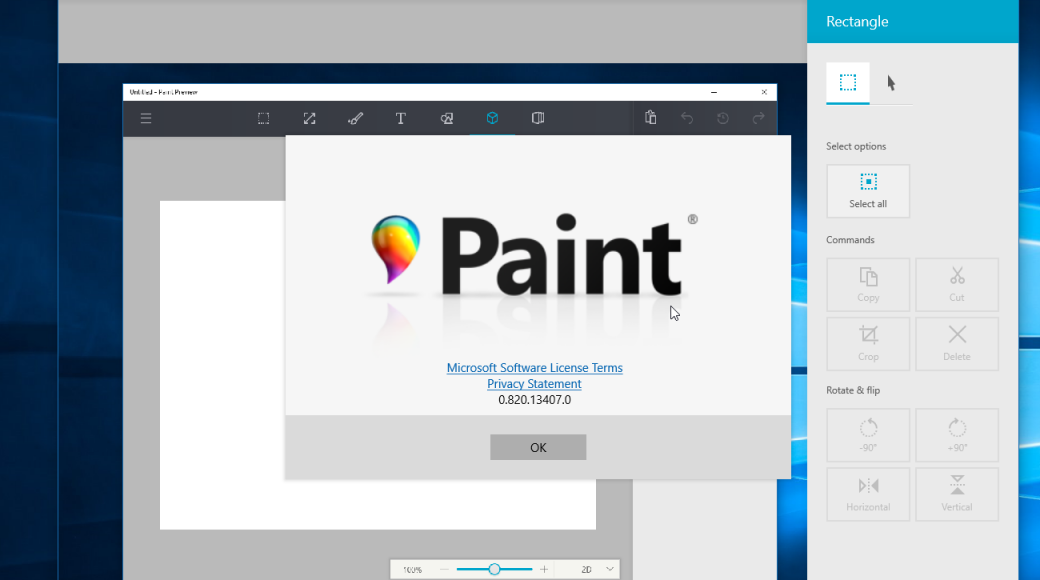 Microsoft khẳng định không khai tử Paint