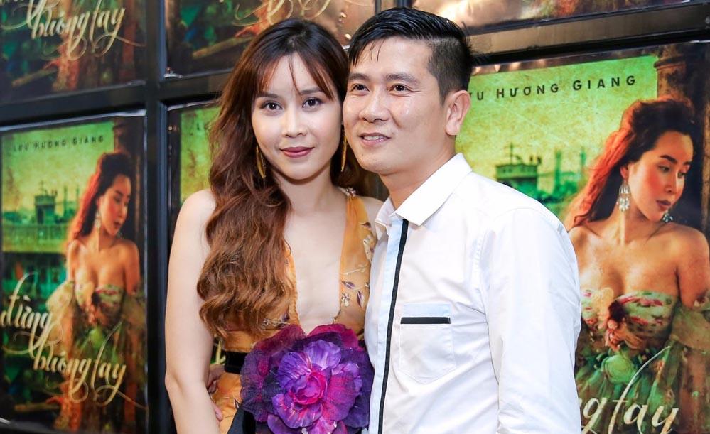 Sau 2 năm nghỉ sinh con, Lưu Hương Giang được Hồ Hoài Anh đầu tư ra MV