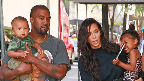 Kim Kardashian chuẩn bị đón con thứ ba bằng phương pháp mang thai hộ