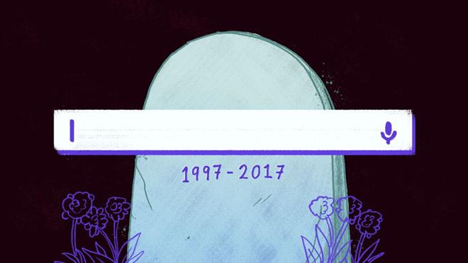 Google đã chuẩn bị cho cái chết của Google Search?
