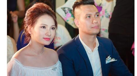 """Bảo Thanh: """"Vụ tin nhắn với Việt Anh không thể làm gia đình tôi đổ vỡ"""""""