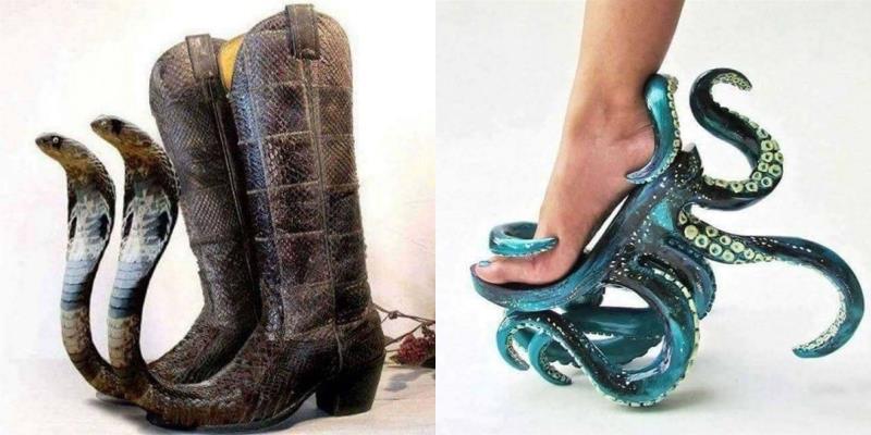 """Những đôi giày tưởng chỉ có trong """"truyền thuyết"""""""