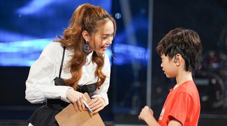 Minh Hằng làm giám khảo chung kết Vietnam Idol Kids