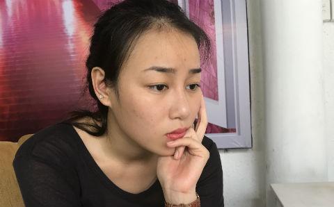 Người mẫu Việt tố chồng đại gia bạo hành, cướp con