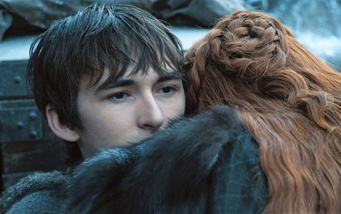 """""""Game of Thrones"""" mùa 7: Khi Bran Stark trở nên kỳ lạ và đáng sợ"""