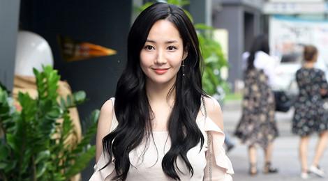 Người đẹp dao kéo Park Min Young sụt cân vì đóng phim