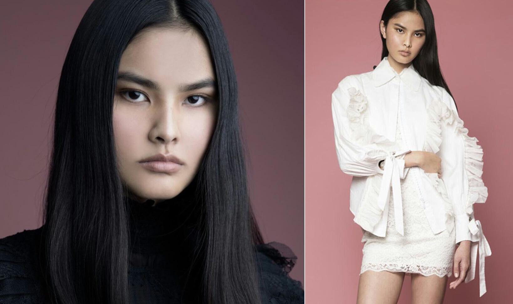 """Người mẫu Mỹ gốc Việt chiến thắng tại """"International Model Search"""""""