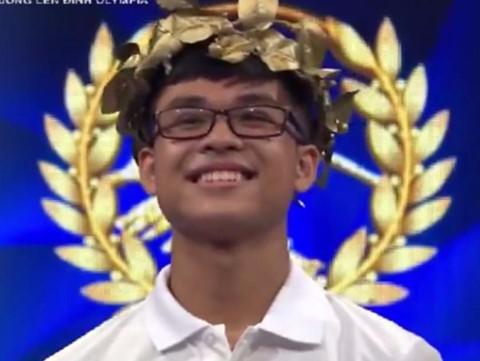 10X Lào Cai lội ngược dòng ở cuộc thi tuần Olympia