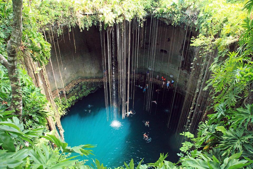 Những điểm bơi lặn tự nhiên đẹp đến không tưởng