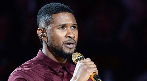 Usher bị kiện vì lây bệnh tình dục cho một người đàn ông