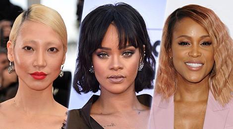 Những màu tóc nhuộm nào lên ngôi trong mùa thu đông năm nay?