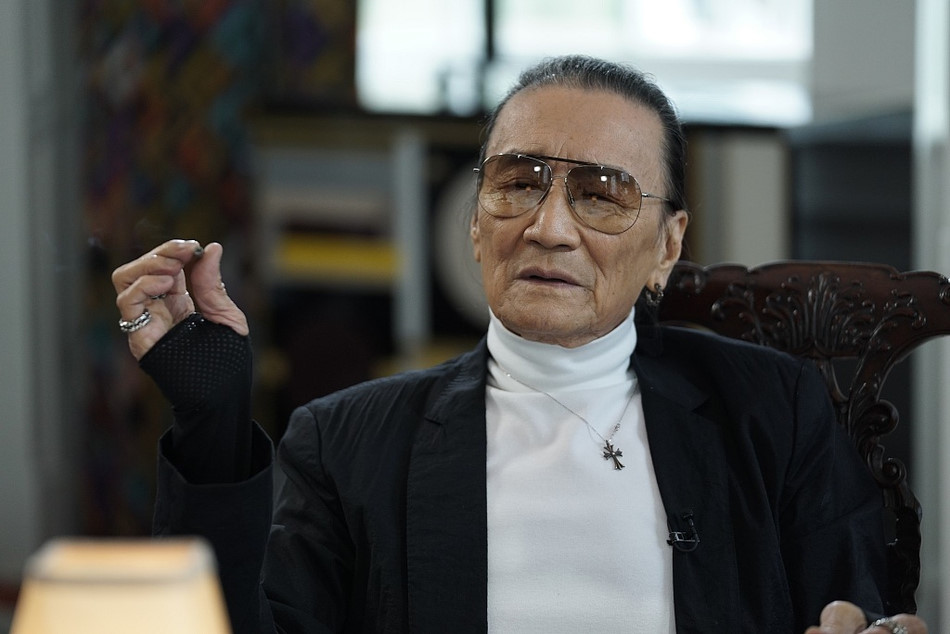 """Cha Tạ Đình Phong: """"Hỏi tới Vương Phi, tôi càng yêu Trương Bá Chi"""""""