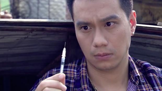 """""""Người phán xử"""" tập 41: Phan Hải trăng trối với bố trước khi tự tử"""