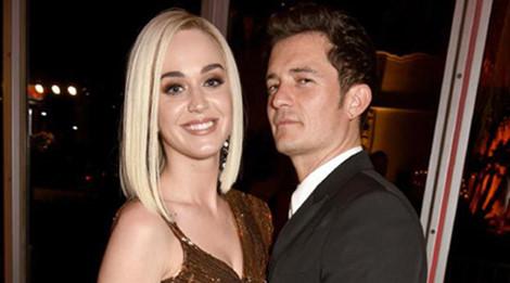 Orlando Bloom và Katy Perry thân mật dù đã chia tay