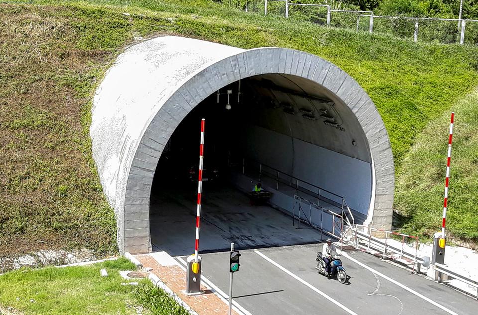 Cận cảnh hầm đường bộ hơn 11.000 tỷ đồng nối Khánh Hòa, Phú Yên