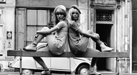Sự thay đổi của thời trang qua những bức ảnh street style vượt thế kỷ