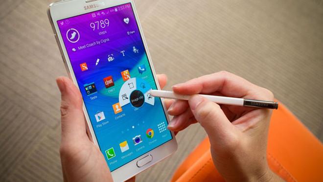 Pin của Samsung Galaxy Note 4 gặp lỗi quá nhiệt