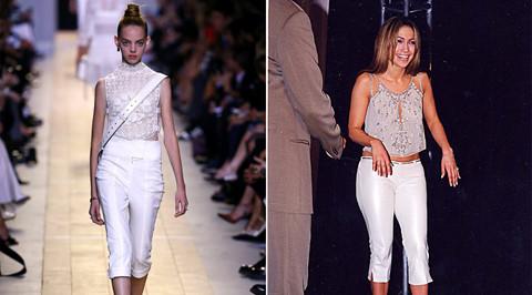 Sao Hollywood và sự trở lại của xu hướng quần lửng?