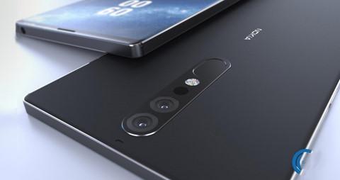 Bom tấn Nokia 9 sắp xuất hiện