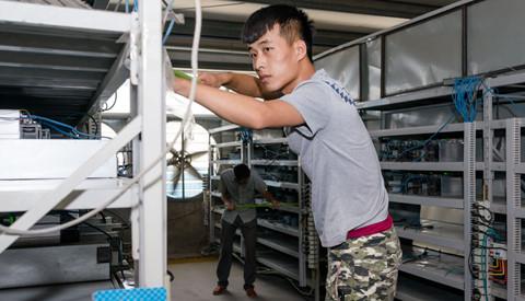 Mỏ Bitcoin lớn nhất TG: Ngày thu 7 triệu USD, tiền điện 39.000 USD