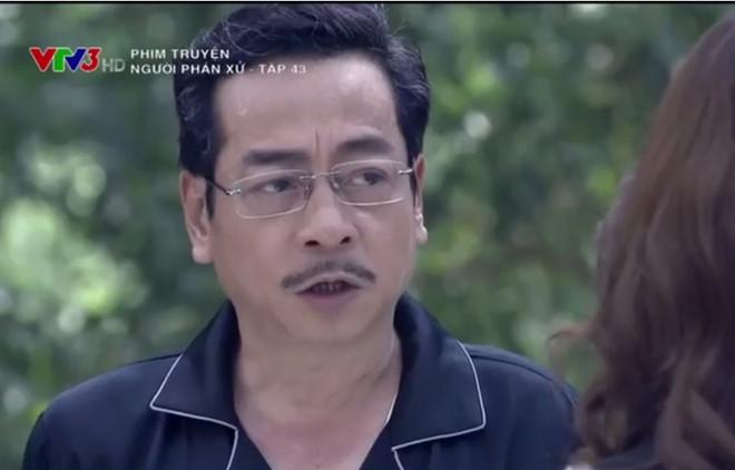 """""""Người phán xử"""" tập 43: Phan Quân lập di chúc mới có lợi cho Lê Thành"""
