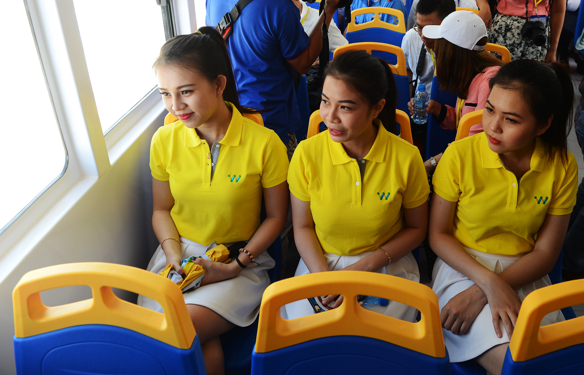 Trải nghiệm tàu buýt trên sông Sài Gòn