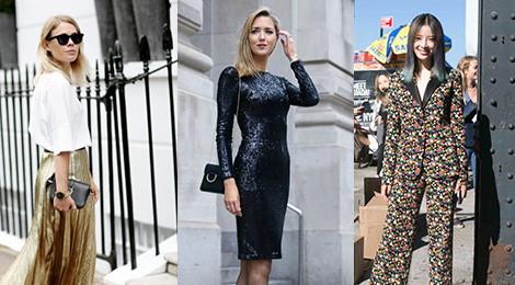 Những kiểu váy phái nữ nên diện khi đi tiệc