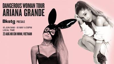 Ariana Grande hủy show thiếu chuyên nghiệp: Thông cảm hay cần lên án?