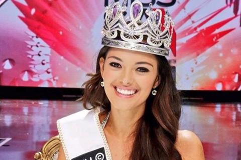 Hoa hậu gây tranh cãi của Nam Phi dự thi Miss Universe