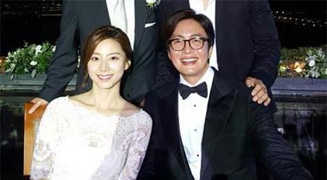Vợ Bae Yong Joon mang bầu lần hai