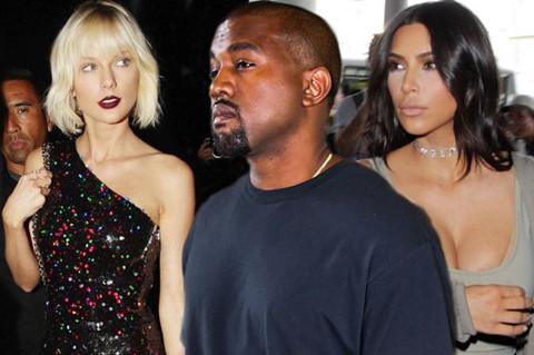 """Taylor Swift tung ca khúc """"gửi gắm"""" đến Kanye West và Kim Kardashian"""