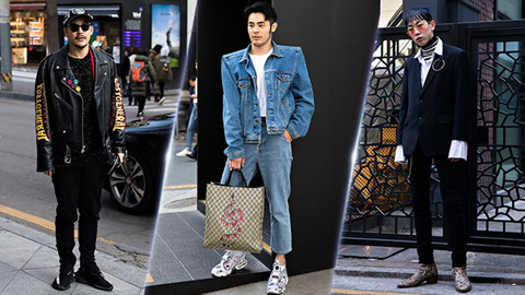 Giới trẻ Hàn Quốc biến hoá với thời trang