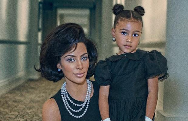Kim Kardashian bị chỉ trích vì hóa thân thành Đệ nhất phu nhân Mỹ