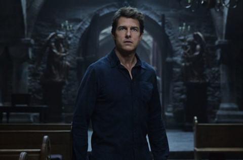 """""""Xác ướp"""" của Tom Cruise cán mốc 400 triệu USD"""