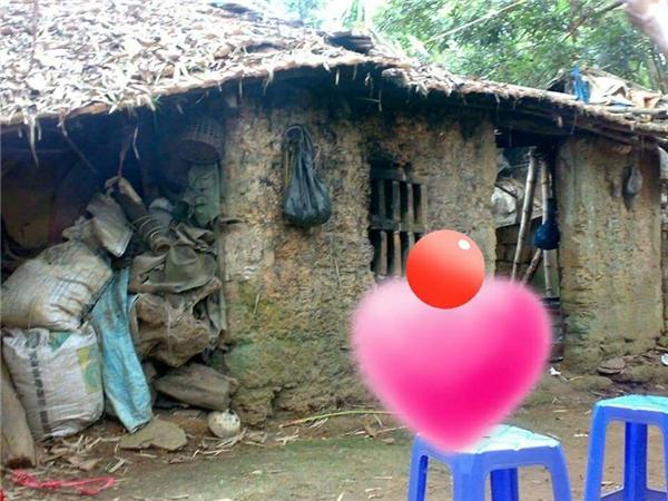 """Ra mắt người yêu, cô gái sốc vì """"nhà mái rơm"""" nghèo nàn khiến dân mạng dậy sóng"""