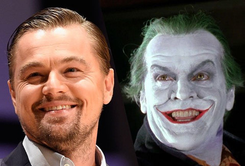 Warner Bros. nhắm Leonardo DiCaprio làm Joker tiếp theo