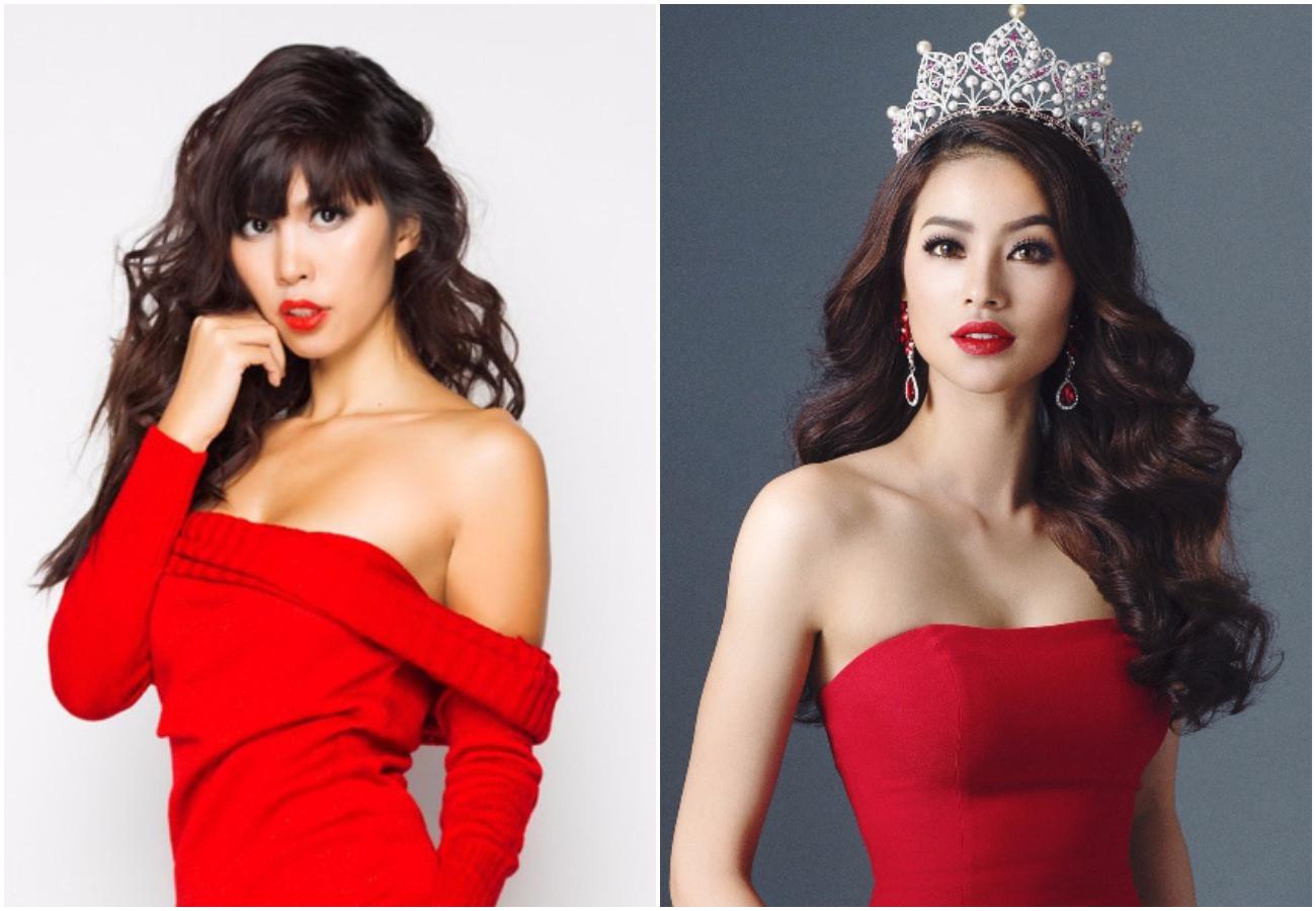 Người mẫu đã thành danh, vì sao còn thi Hoa hậu?