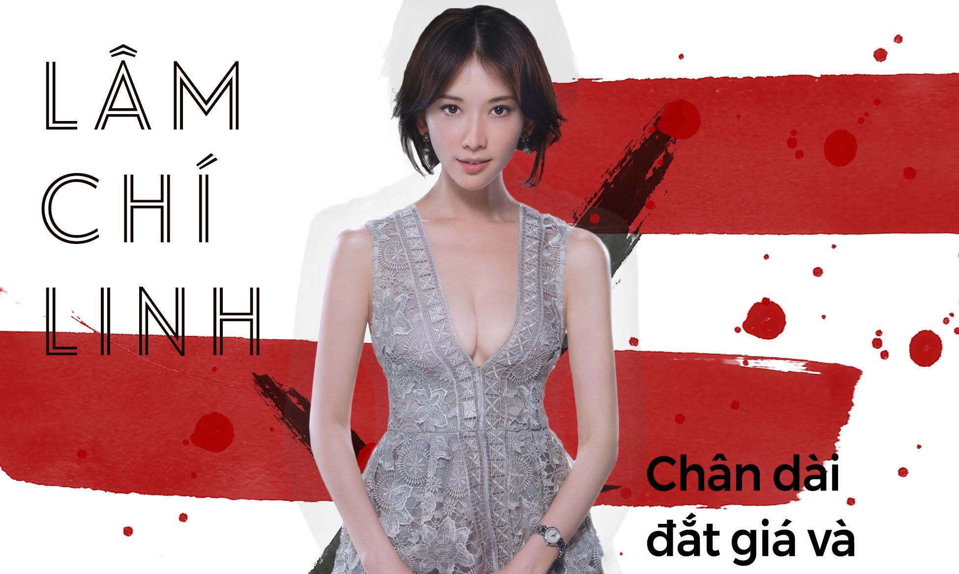 Lâm Chí Linh: Hoa hậu thân thiện hay chân dài bán dâm nghìn USD?