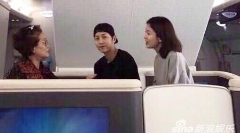 Song Joong Ki, Song Hye Kyo du lịch trước ngày cưới