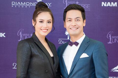 MC Phan Anh, Á hậu Hoàng My làm giám khảo Hoa hậu Hoàn vũ Việt Nam