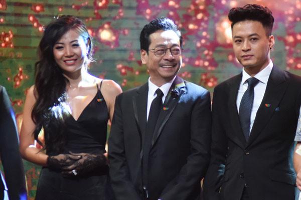 """Nghệ sĩ Hoàng Dũng và phim """"Người phán xử"""" đoạt giải VTV Awards"""